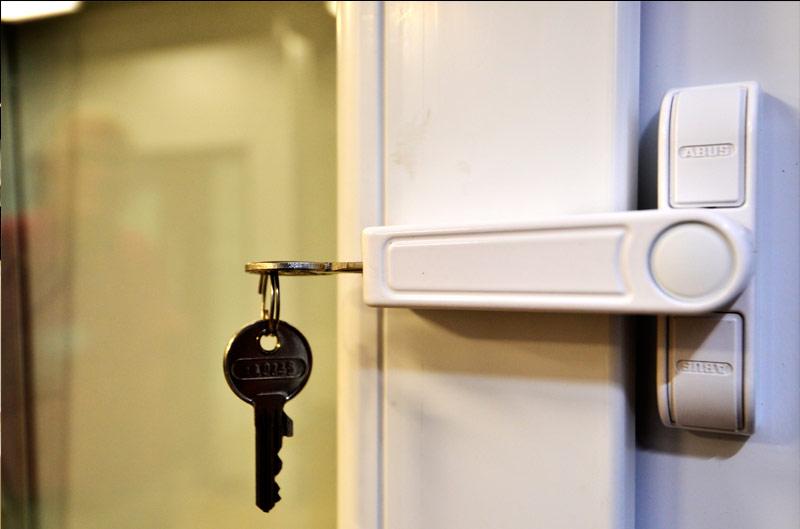 Einbruchschutz Haustur Nachrusten