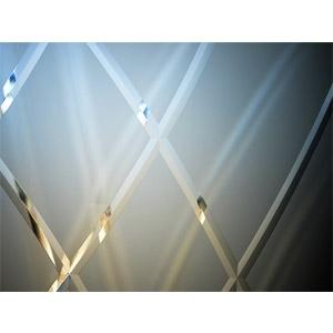 thumb Lichtspiel von Ganzglastüren aus Ornamentgläsern