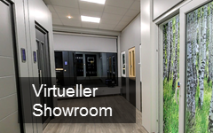 Virtueller Showroom